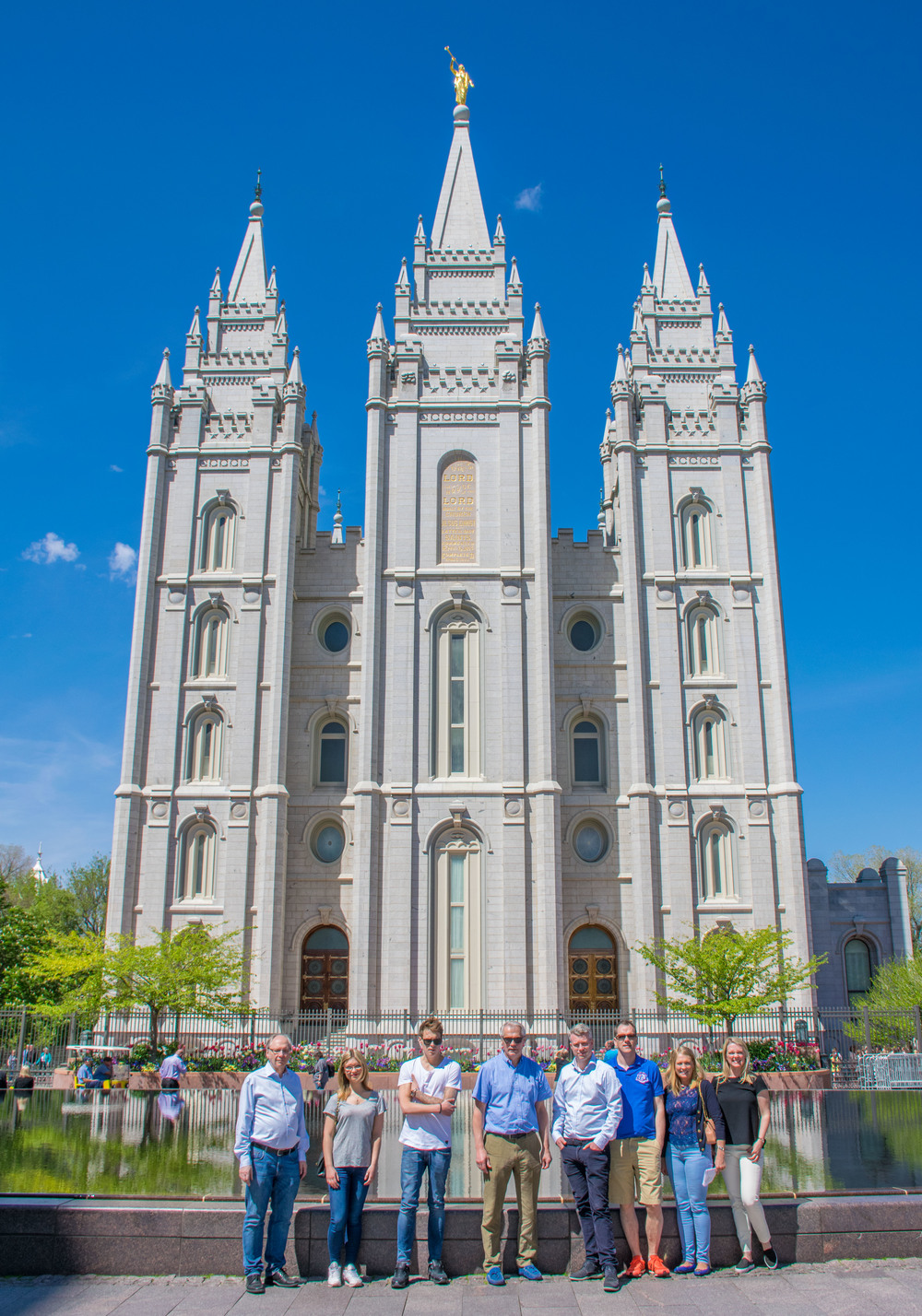 Temple Square Sightseeing Tours