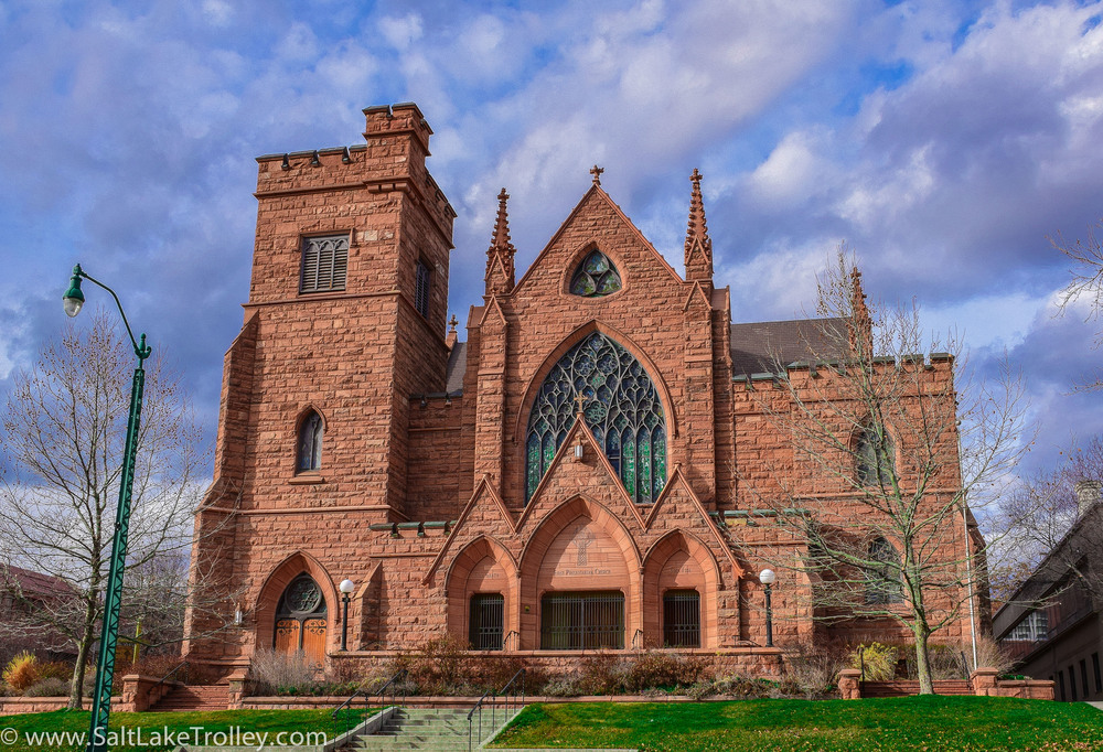 Churches on Salt Lake City Tours