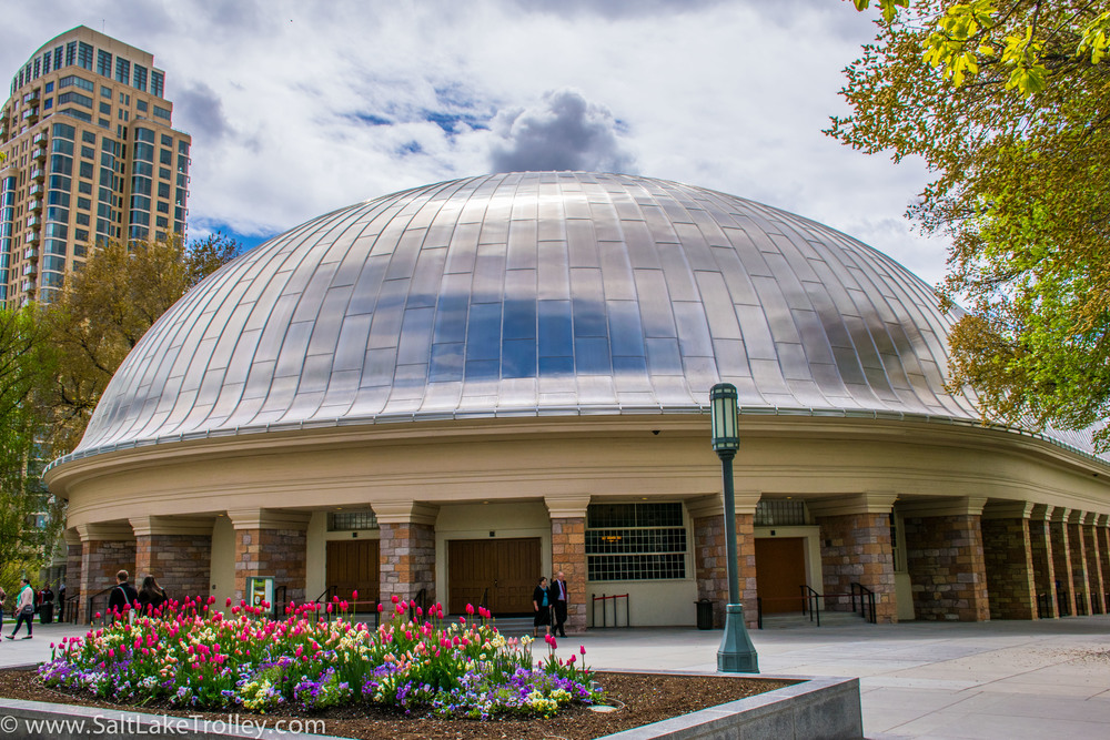 Mormon Tabernacle on Salt Lake City Tours