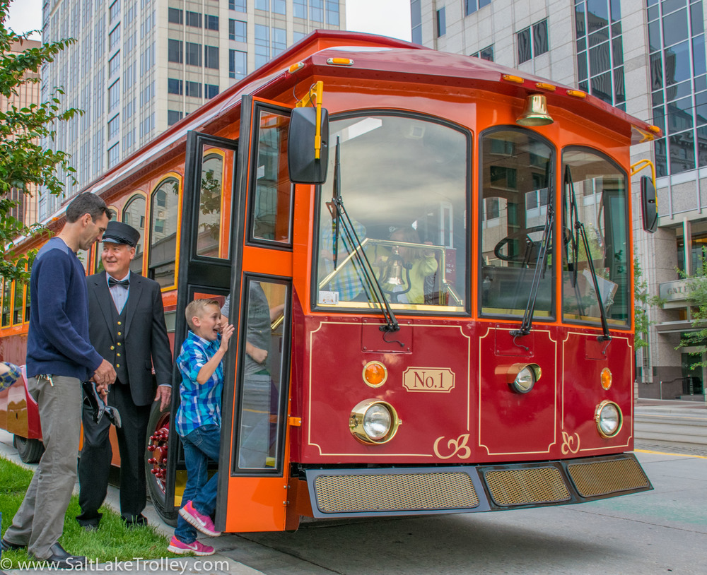 The Salt Lake Trolley Tour