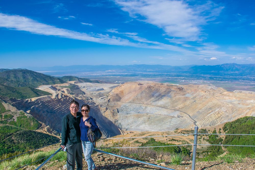 Salt Lake City Copper Mine Tours