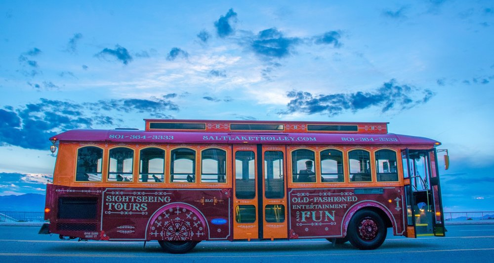 Salt Lake City bus tours