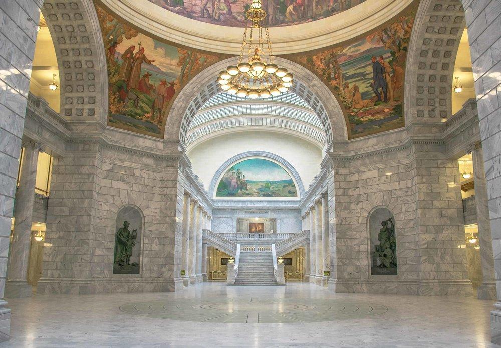 Guided Tours of Utah Capitol visitor center-min.jpg