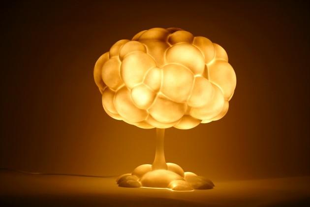 Prjkt Dump_9_h220430_Mushroom Lamp