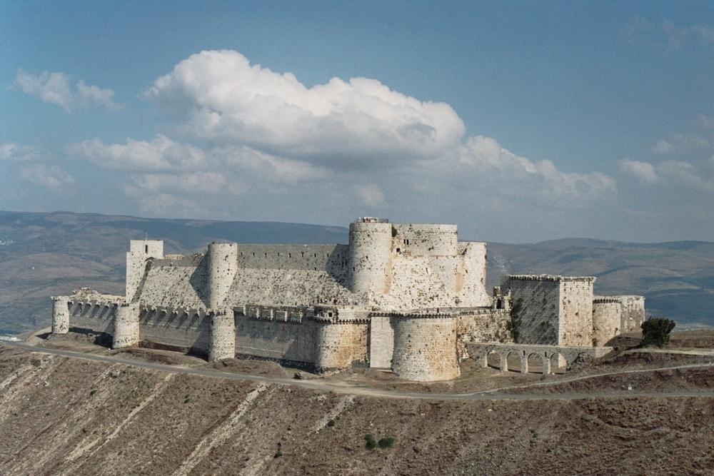 Krak des Chevalliers (Knights Hospitaller)
