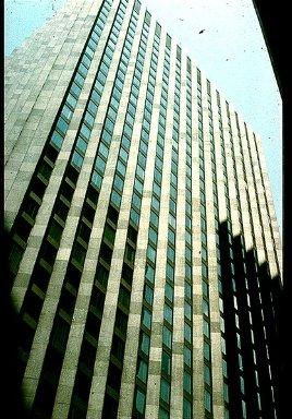 CBS Building, Eero Saarinen, NYC, 1963