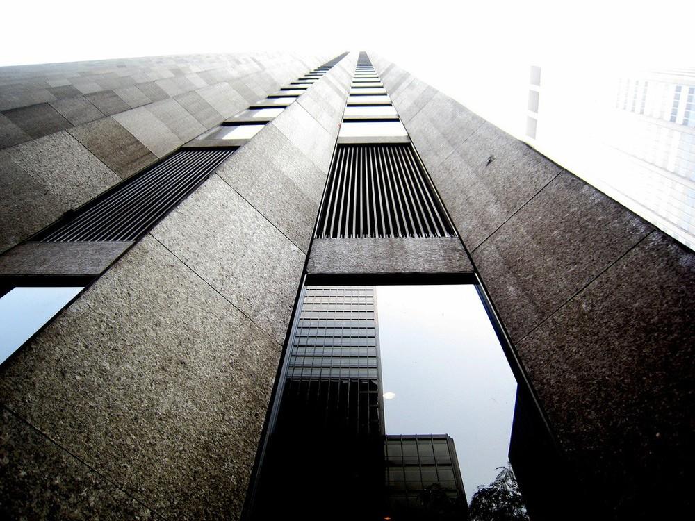 CBS Building, Eero Saarinen, NYC, 1963.