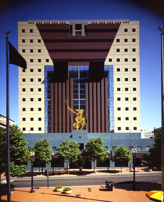 Graves, Portland Building.
