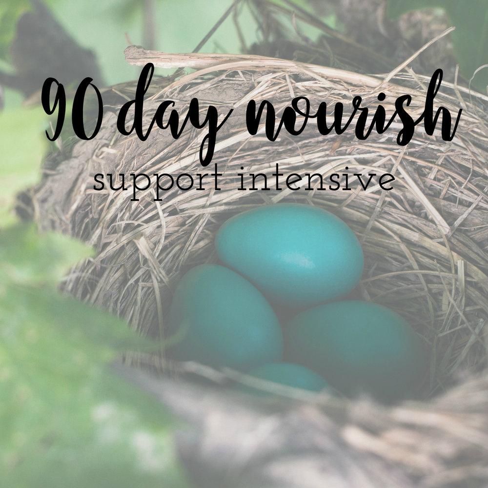 90 day nourish