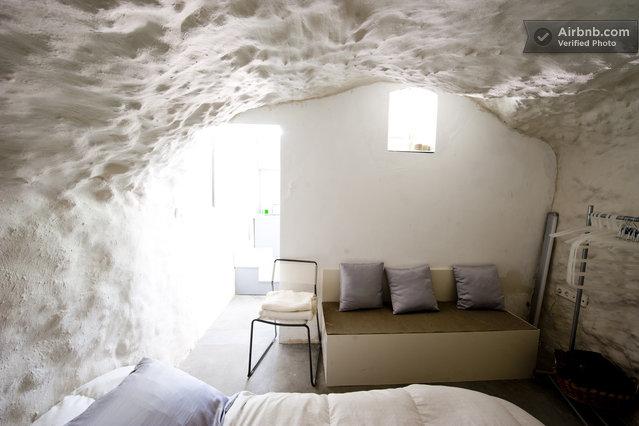 cave house, Granada, Sacromonte