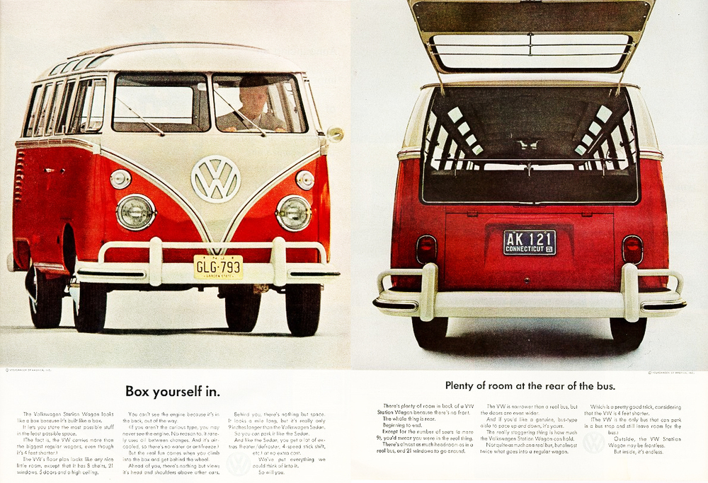 We Take A Road Trip In Volkswagen S Fantastic California: Need Bus, Will Travel