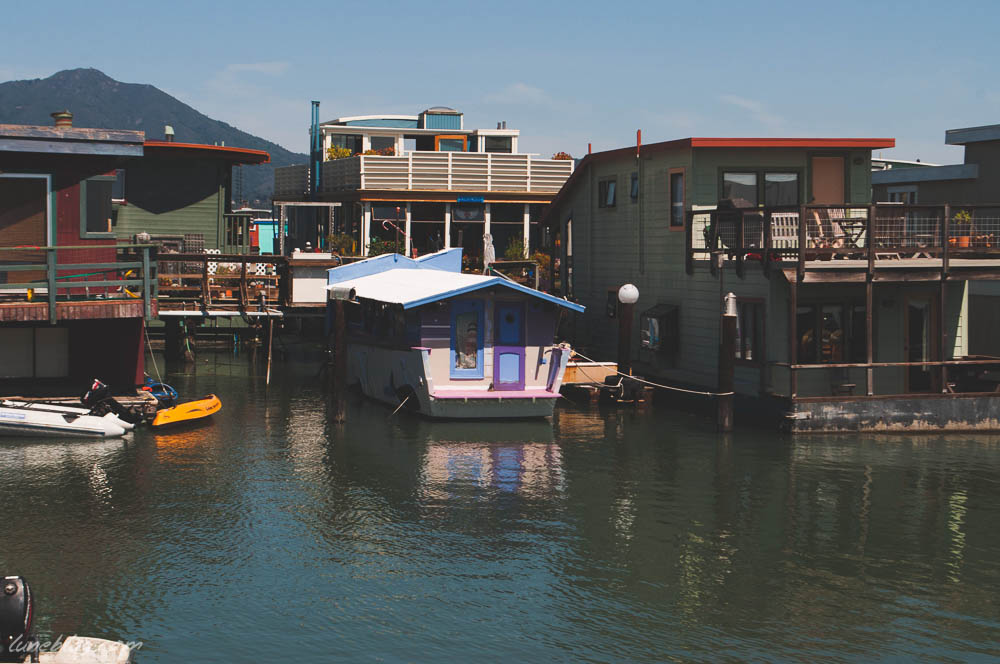 houseboats of sausalito sanfransisco lune travels blog (2 of 31).jpg