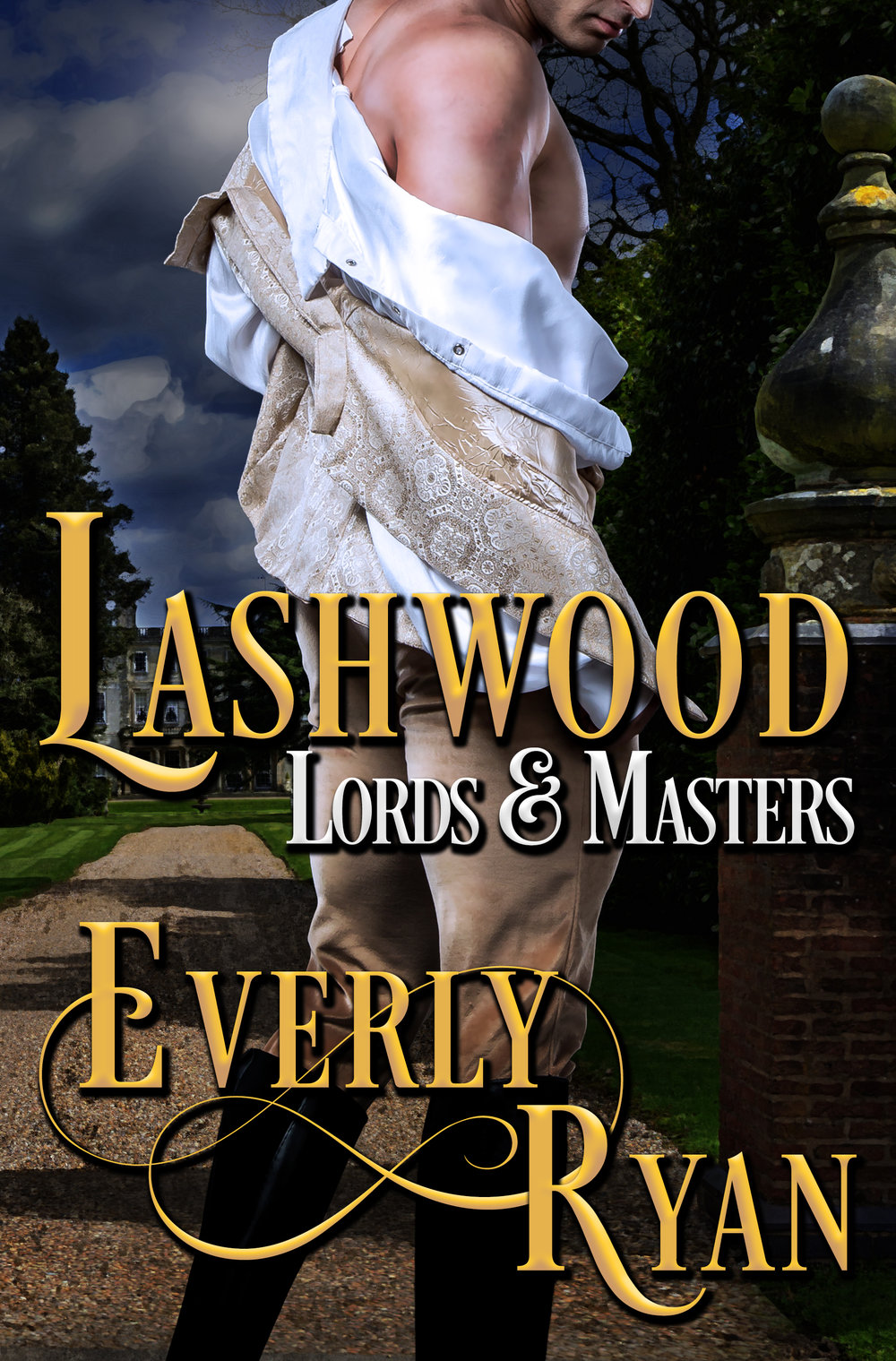 Book 2 in the Lords & Masters Series