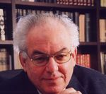 Click photo to download. Caption: Rabbi David Hartman. Credit: Reehmy/Wikimedia Commons.
