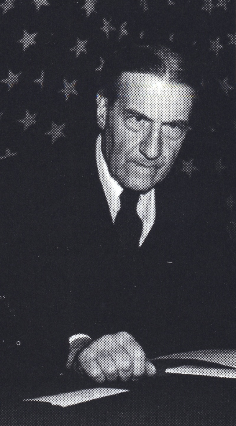 Rabbi Stephen S. Wise (pictured), the foremost American Jewish leader of his time, was part of Irma Lindheim's first Arab-style Passover seder. Credit: Courtesy of The David S. Wyman Institute for Holocaust Studies.