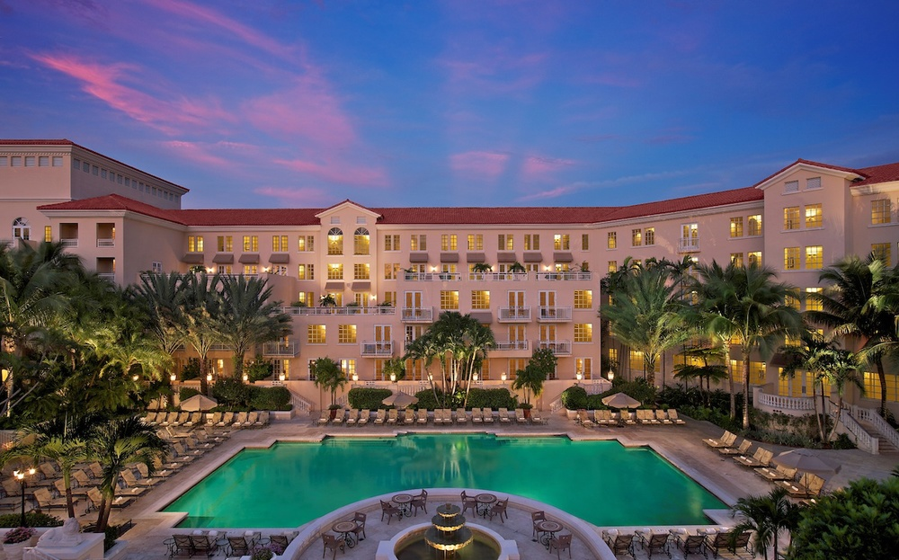 Click photo to download. Caption: The Turnberry Isle Resort, Miami. Credit: Turnberry Isle Resort, Miami.
