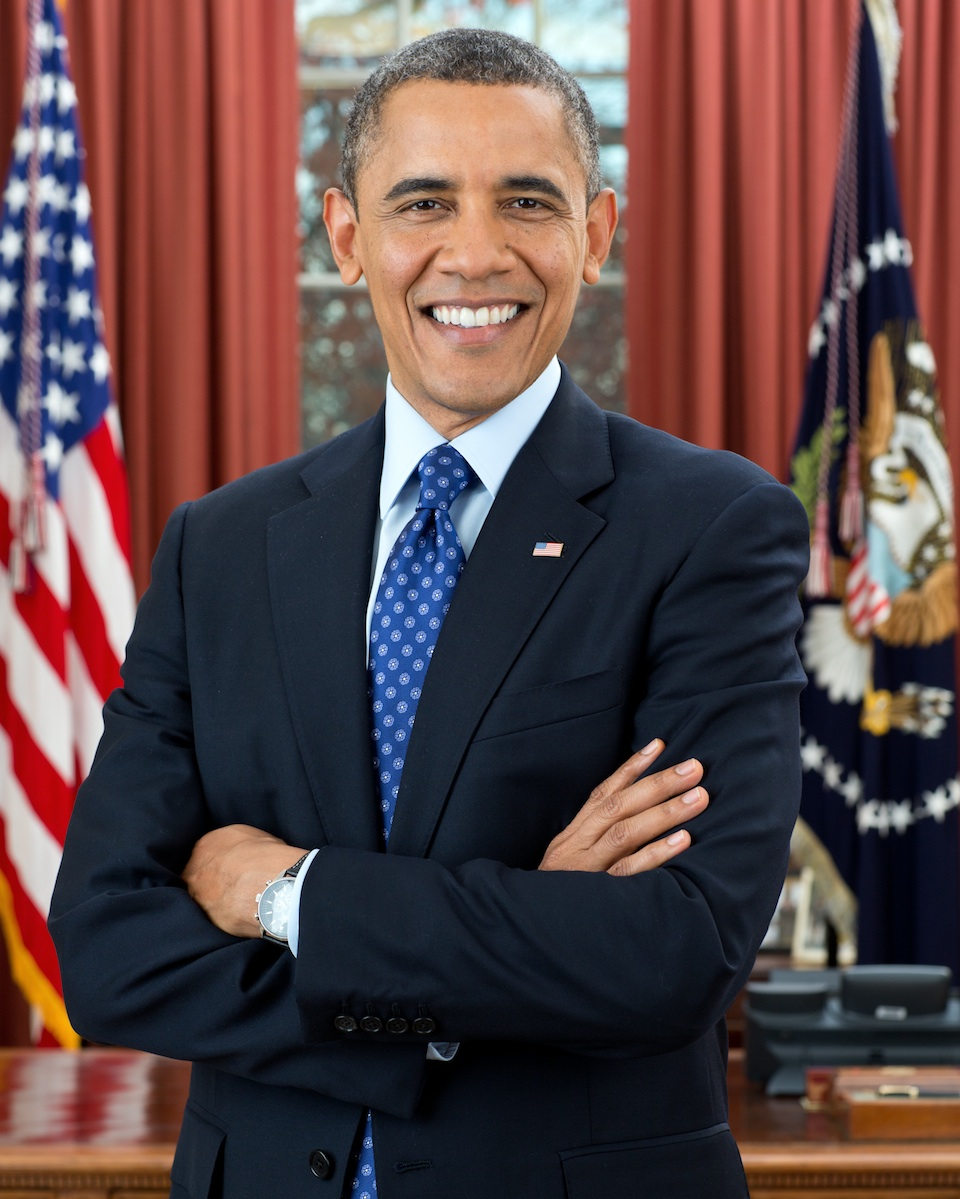 President Barack Obama. Credit: White House.