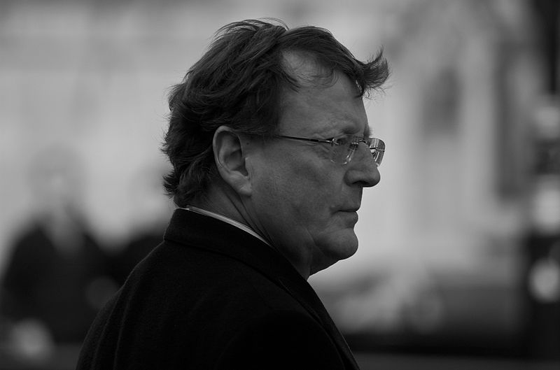 Click photo to download. Caption: David Trimble, Nobel Laureate and British House of Lords member. Credit: Steve Punter via Wikimedia Commons.
