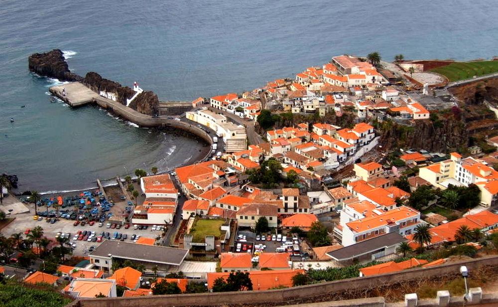 Câmara de Lobos in Madeira. Credit:Markus Bernet.
