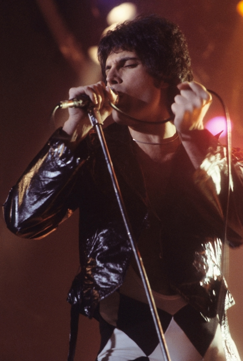 Freddie Mercury led Queen into musical glory with countless powerful rock ballads that may have evolved from a very familiar instrument. Credit: Carl Lender.