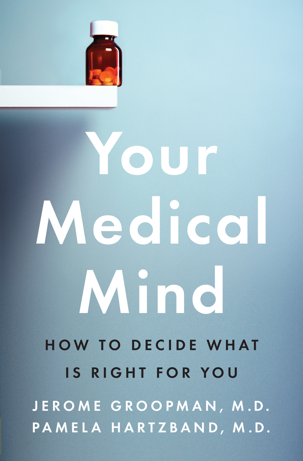 """Your Medical Mind."" Credit: The Penguin Press."