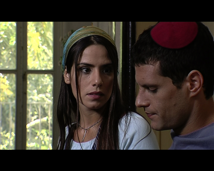 Click photo to download. Caption: A scene from Willingly by Ma'aleh School of Television, Film and the Arts graduate Pazit Lichtman. Credit: Ma'aleh.