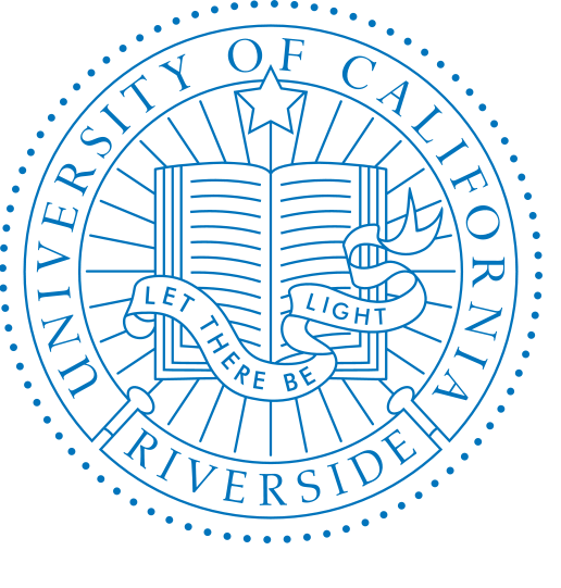 The University of California, Riverside emblem. Credit: Wikimedia Commons,