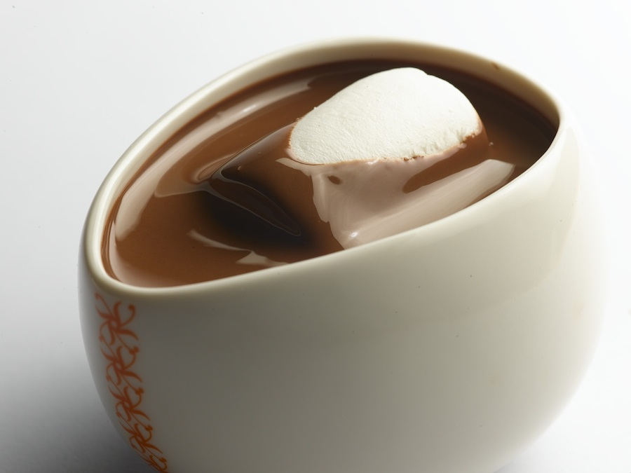 "Click photo to download. Caption: A Max Brenner ""Hug Mug."" Credit: Courtesy of Max Brenner."