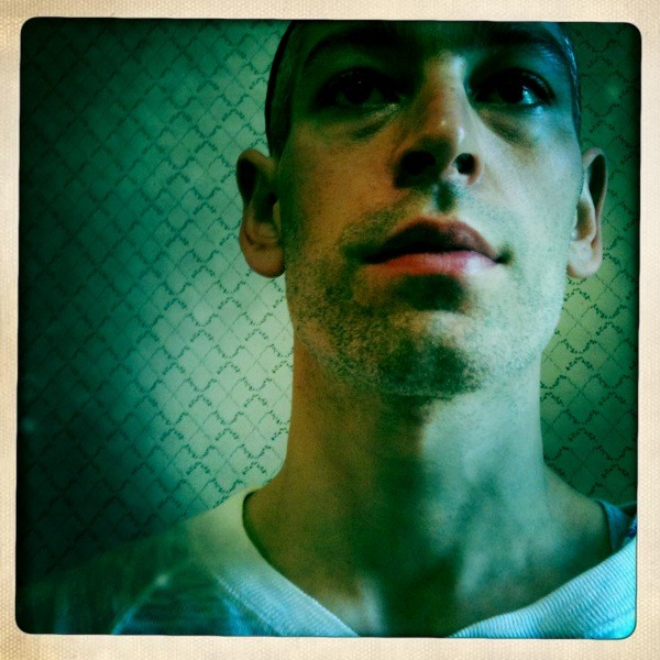 Click photo to download. Caption: Matisyahu on the day he shaved his signature beard, Dec. 13, 2011. Credit: Matisyahu, Twitter.