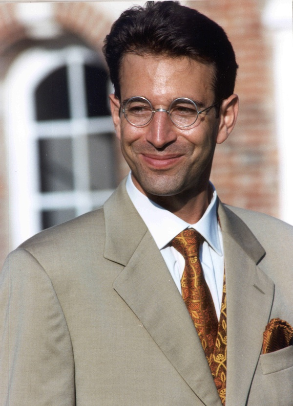 Click photo to download. Caption: Daniel Pearl. Credit: Daniel Pearl Foundation.