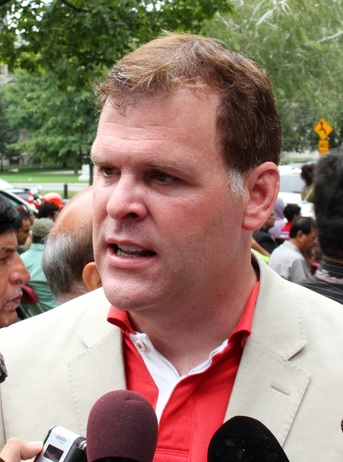 Click photo to download. Caption: Canadian Minister of Foreign Affairs John Baird called on the EU to designate Hezbollah as a terrorist organization. Credit: Andrew Rusk via Wikimedia Commons.
