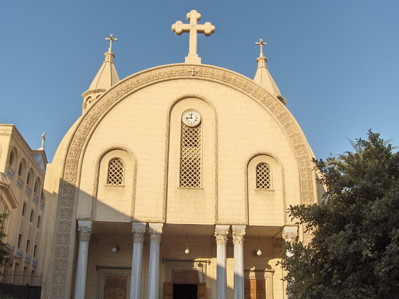 "Click photo to download. Caption: St. Mark's Cathedral in central Cairo, where Coptic Christian mourners were recently attacked after leaving services. Credit: Wikimedia Commons.                 0     0     1     8     48     JNS     1     1     55     14.0                            Normal     0                     false     false     false         EN-US     JA     X-NONE                                                                                                                                                                                                                                                                                                                                                                                                                                                                                                                                                                                                                                                                                                               /* Style Definitions */ table.MsoNormalTable 	{mso-style-name:""Table Normal""; 	mso-tstyle-rowband-size:0; 	mso-tstyle-colband-size:0; 	mso-style-noshow:yes; 	mso-style-priority:99; 	mso-style-parent:""""; 	mso-padding-alt:0in 5.4pt 0in 5.4pt; 	mso-para-margin-top:0in; 	mso-para-margin-right:0in; 	mso-para-margin-bottom:10.0pt; 	mso-para-margin-left:0in; 	line-height:115%; 	mso-pagination:widow-orphan; 	font-size:11.0pt; 	font-family:Calibri; 	mso-ascii-font-family:Calibri; 	mso-ascii-theme-font:minor-latin; 	mso-hansi-font-family:Calibri; 	mso-hansi-theme-font:minor-latin;}"
