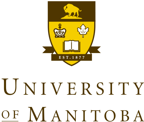 The University of Manitoba logo. Credit: Wikimedia Commons.