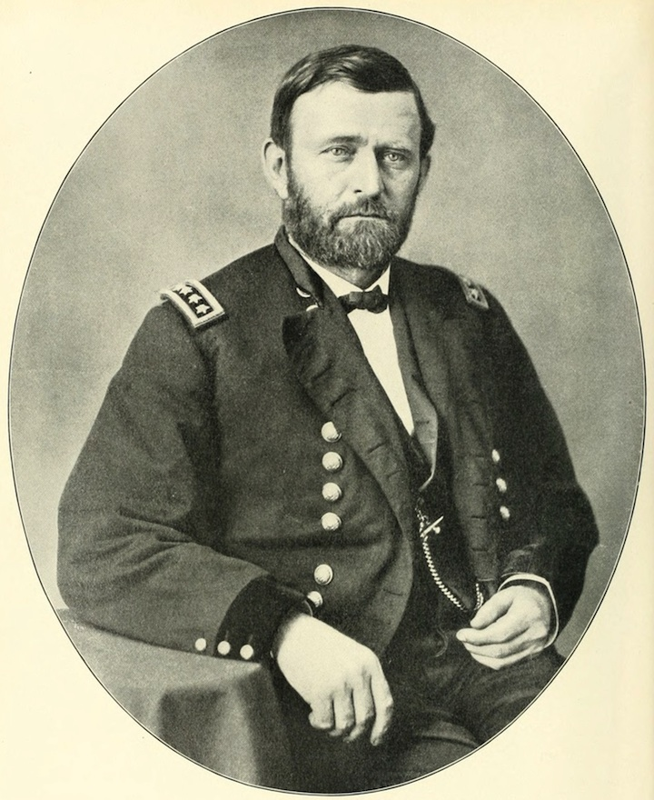 Click photo to download. Caption: Ulysses S. Grant. Credit: PD.