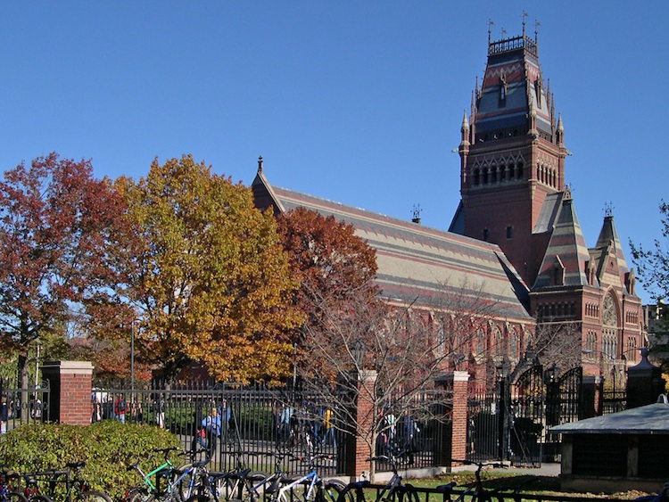 Click photo to download. Caption: Harvard University. Credit: Jacob Rus.