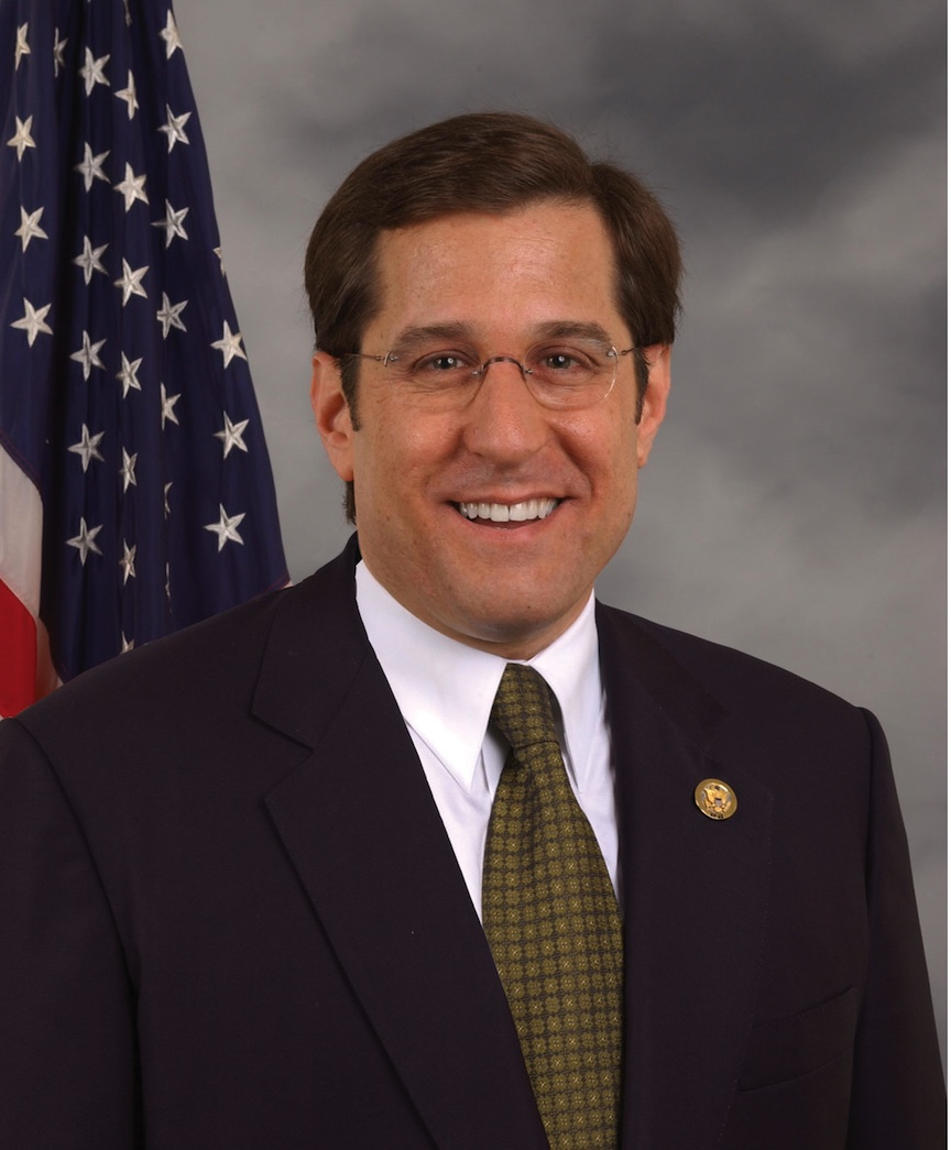 Click photo to download. Caption: U.S. Rep. Steve Rothman. Credit: U.S. Congress.
