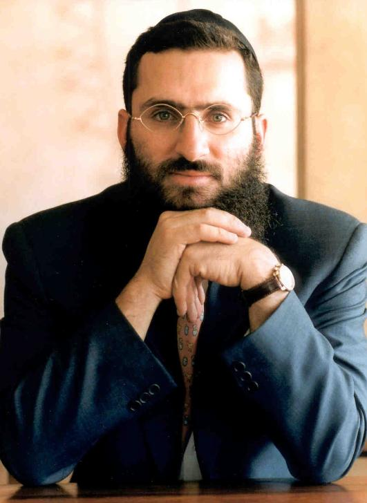 Click photo to download. Caption: Rabbi Shmuley Boteach. Credit: DRosenbach.