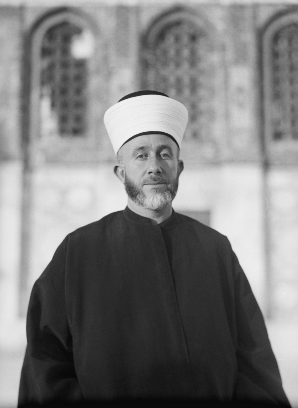 "Click photo to download. Caption: Haj Amin el-Husseini, better known as the Grand Mufti of Jerusalem. Credit: American Colony (Jerusalem), Photo Dept., photographer.                 0     0     1     11     59     JNS     1     1     69     14.0                            Normal     0                     false     false     false         EN-US     JA     X-NONE                                                                                                                                                                                                                                                                                                                                                                                                                                                                                                                                                                                                                                                                                                                    /* Style Definitions */ table.MsoNormalTable 	{mso-style-name:""Table Normal""; 	mso-tstyle-rowband-size:0; 	mso-tstyle-colband-size:0; 	mso-style-noshow:yes; 	mso-style-priority:99; 	mso-style-parent:""""; 	mso-padding-alt:0in 5.4pt 0in 5.4pt; 	mso-para-margin:0in; 	mso-para-margin-bottom:.0001pt; 	mso-pagination:widow-orphan; 	font-size:12.0pt; 	font-family:Cambria; 	mso-ascii-font-family:Cambria; 	mso-ascii-theme-font:minor-latin; 	mso-hansi-font-family:Cambria; 	mso-hansi-theme-font:minor-latin;}"