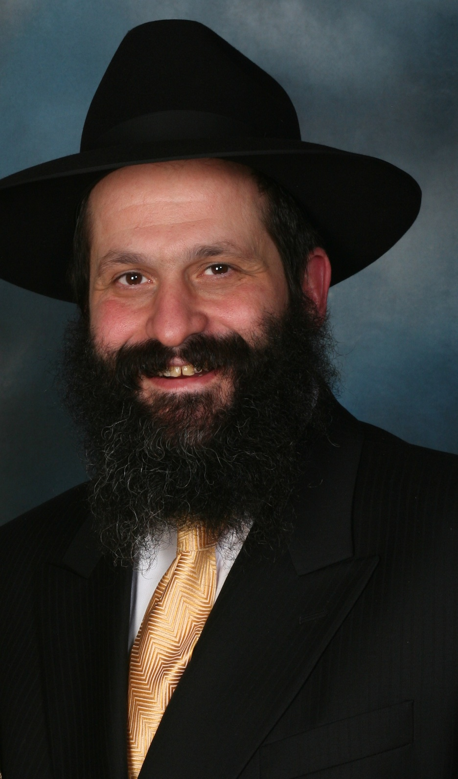 Click photo to download. Caption: Sholom Rubashkin. Credit: justiceforsholom.org.