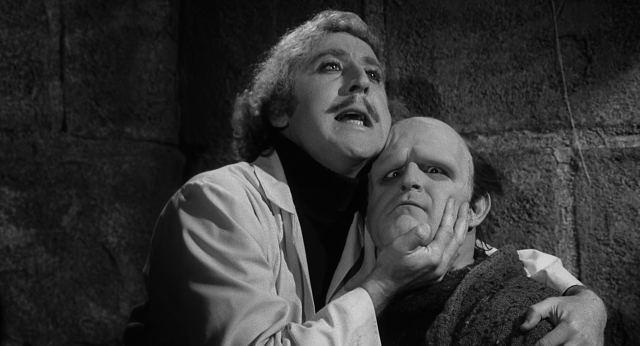 "Click photo to download. Caption: Mel Brooks in ""Young Frankenstein."" Credit: 20th Century Fox."