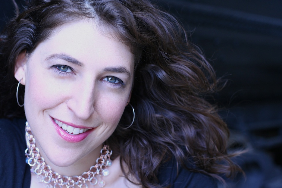 Click photo to download. Caption: Mayim Bialik. Credit: Courtesy Mayim Bialik.