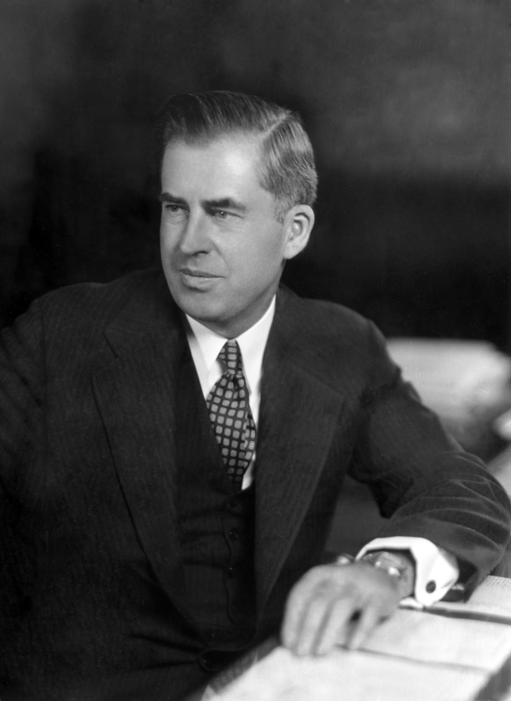 Click photo to download. Caption: Former Vice President Henry Wallace. Credit: United States Department of Agriculture.