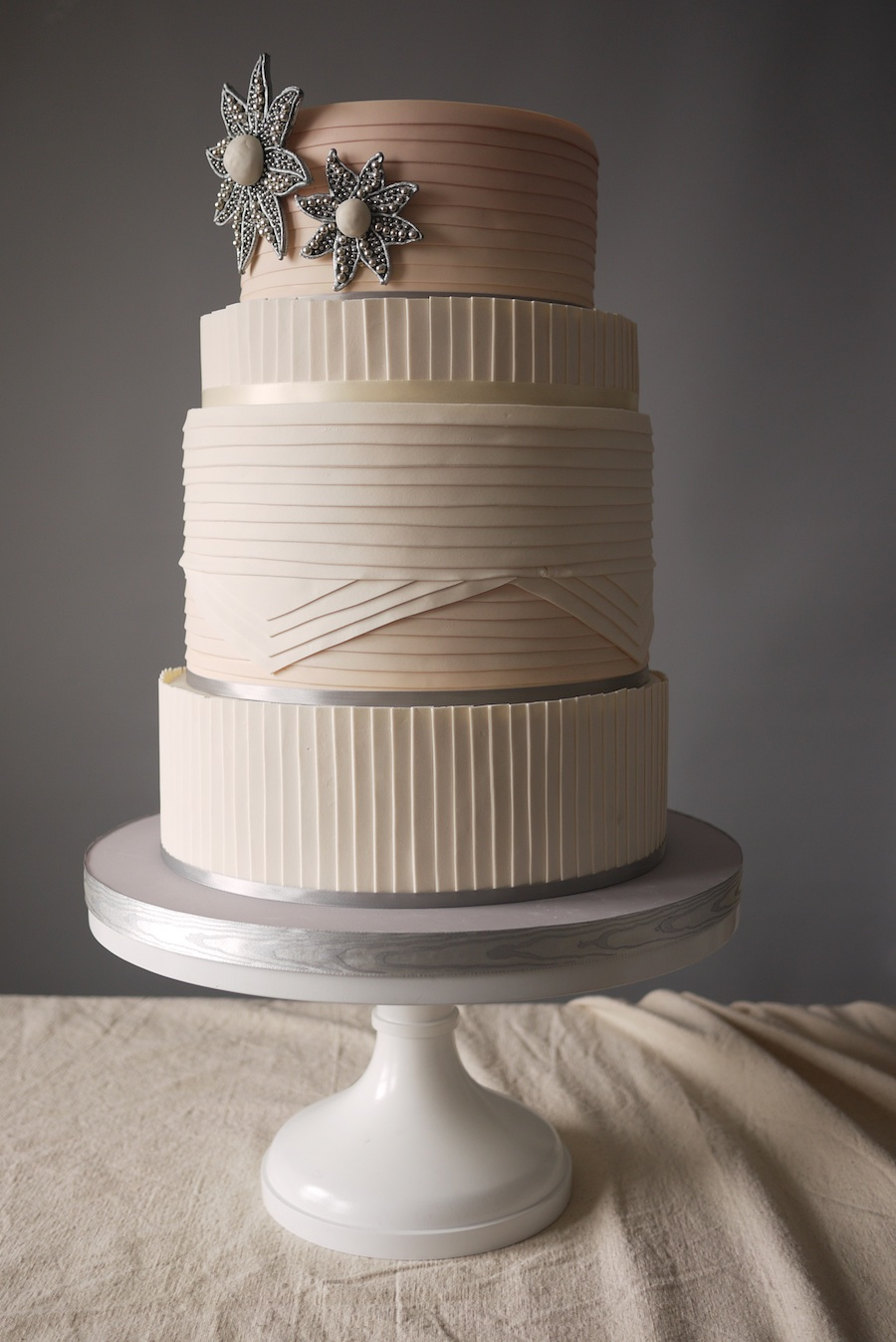 "Click photo to download. Caption: A cake named ""Pearlie"" from Duff Goldman's Charm City Cakes. Credit: Charm City Cakes."