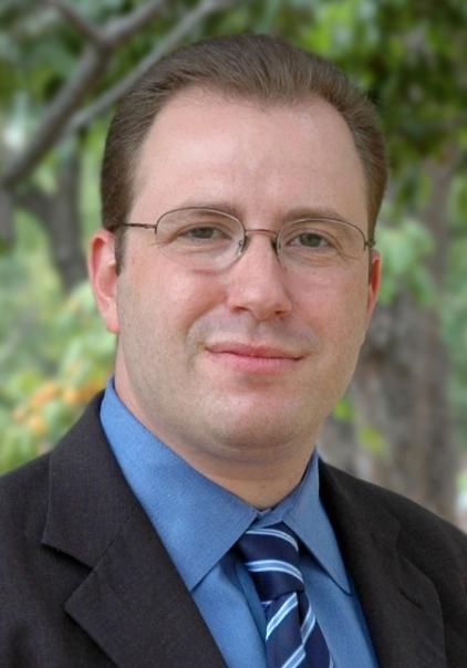 "Click photo to download. Caption: Ilan Berman (pictured), vice president of the American Foreign Policy Council, says Iran's nuclear program can ""weaponize"" at any time. Credit: American Foreign Policy Council."