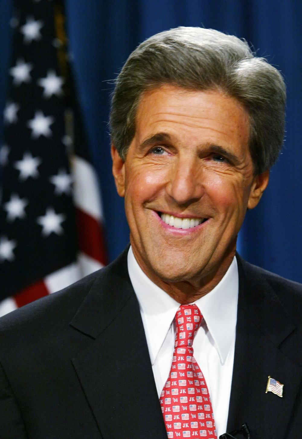 Click photo to download. Caption: Massachusetts Senator John Kerry. Credit: U.S. Senate.