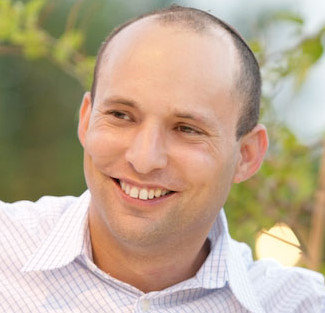 Click photo to download. Caption: Naftali Bennett. Credit: Wikimedia Commons.