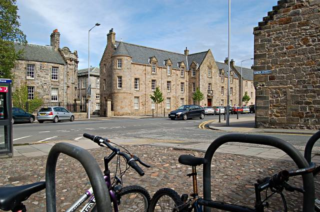 Click photo to download. Caption: An event held by a Jewish society and fraternity at St. Andrews University in Scotland had to be moved to a new location after the original hotel backed out due to anti-Israel threats. Credit: Jim Bain via Wikimedia Commons.