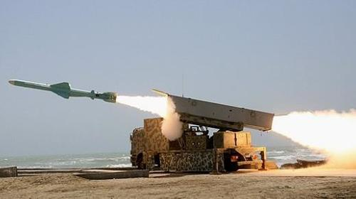 Click photo to download. Caption: Iranian officials have admitted that iranian missiles were supplied  to Palestinians to be used against Israel. Credit: Wikimedia Commons.