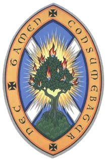 The logo of the Church of Scotland.