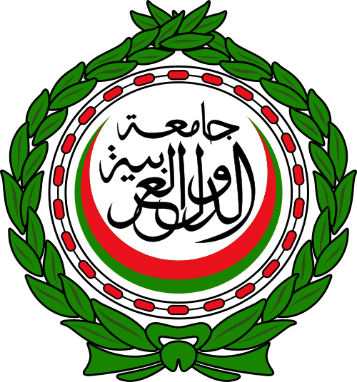 The emblem of the Arab League, whose latest peace proposal was rejected by Hamas. Credit: Wikimedia Commons.